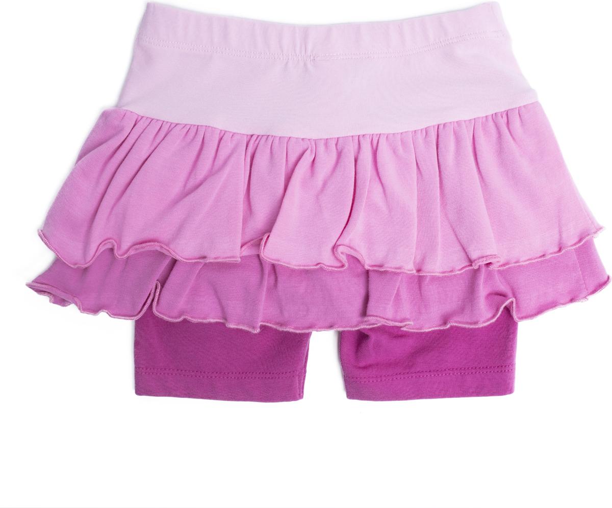 Шорты для девочки PlayToday, цвет: розовый. 188065. Размер 86