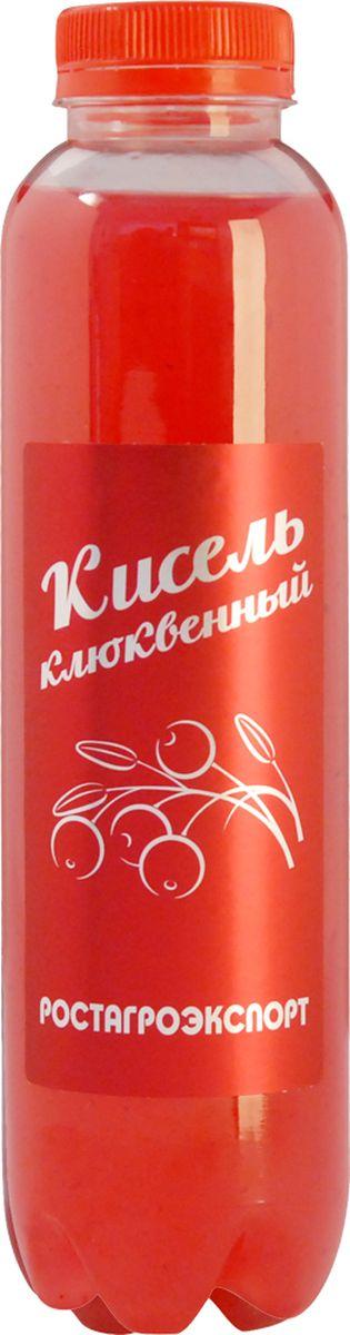 Ростагроэкспорт Кисель Клюква, 500 г пудовъ кисель молочный шоколадный 40 г