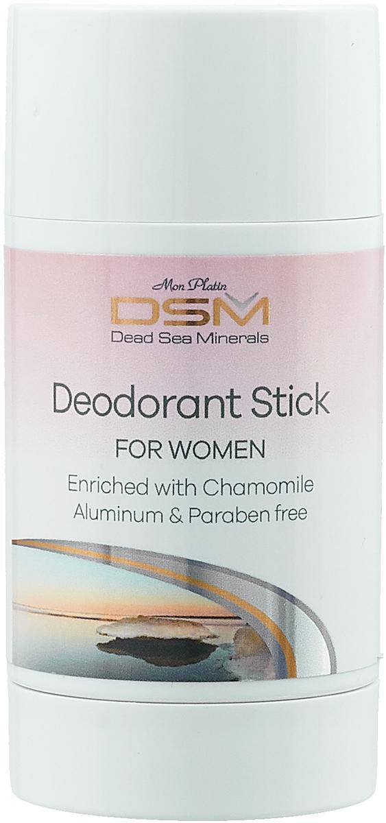Mon Platin DSM Дезодорант для женщин 80 мл mon platin дезодорант для мужчин dead sea minerals golden splash 80 мл