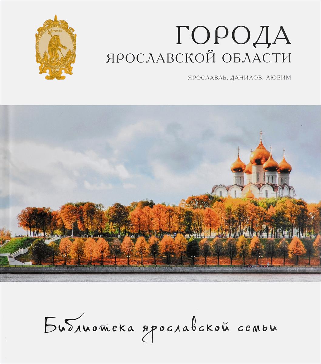 Мария Александрова, Андрей Данилов, Ян Левин Города Ярославской области. , Данилов, Любим
