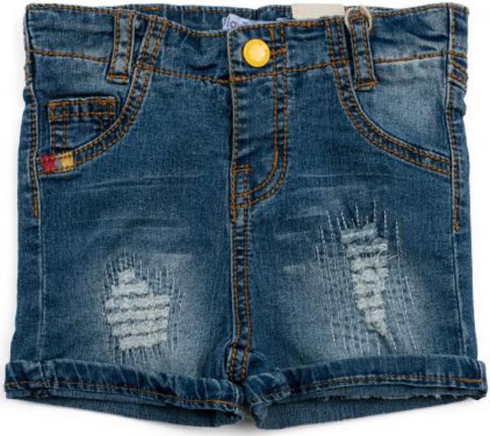 Шорты для мальчика PlayToday, цвет: синий. 187054. Размер 98 playtoday шорты для мальчика playtoday