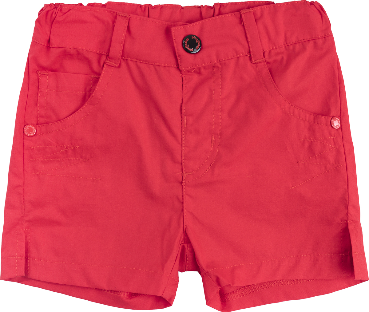 Шорты для мальчика PlayToday, цвет: красный. 187053. Размер 98 playtoday шорты для мальчика playtoday