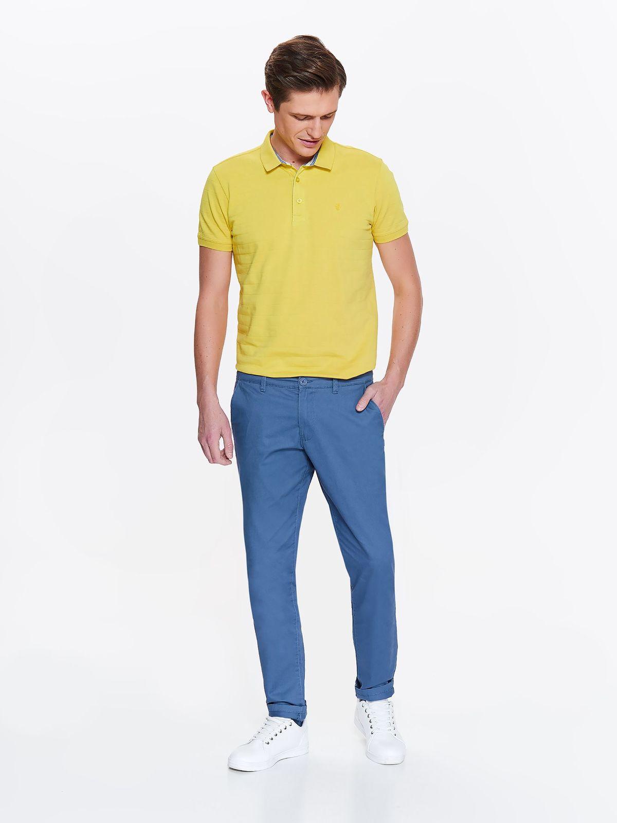 Брюки мужские Top Secret, цвет: синий. SSP2774NI. Размер 31 (46/48)SSP2774NI