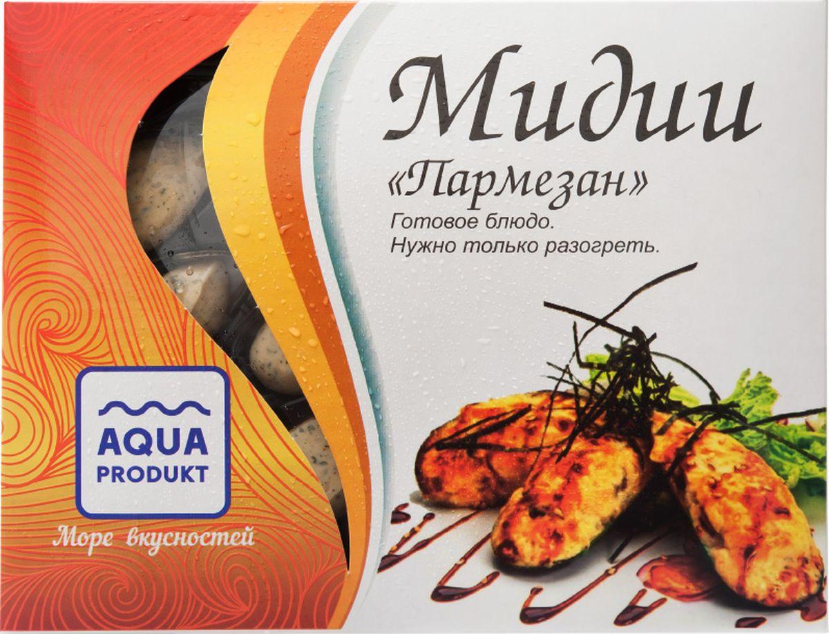 Аквапродукт Мидии в створке раковины в заливке Пармезан, 180 г ольхов о праздничные блюда на вашем столе