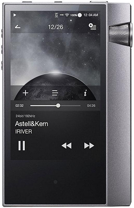 Astell&Kern AK70 MKII, Silver Hi-Res плеер
