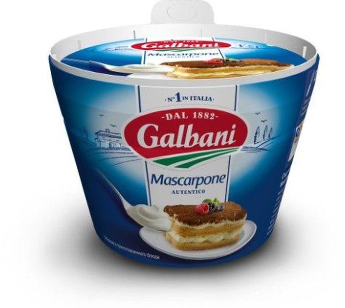 Galbani Сыр Маскарпоне 80%, 500 г garofalo радиаторе гофрированные с выступами и глубокими желобками 87 500 г
