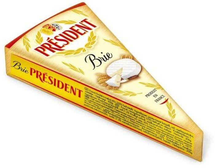 President Сыр Бри мягкий 60%, 200 г
