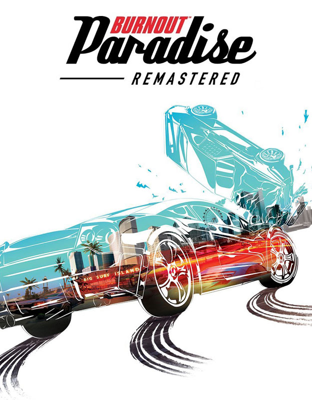 Zakazat.ru: Burnout Paradise Remastered (PS4)