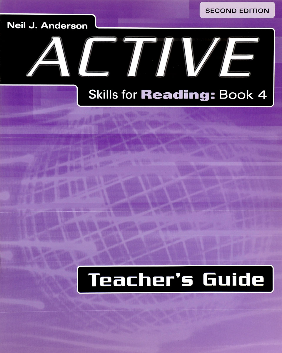 Active Skills For Reading 4 Teacher's Manual