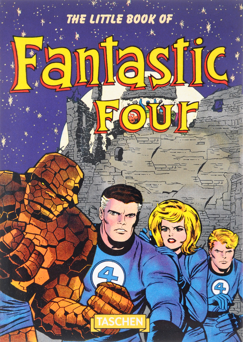 The Little Book of Fantastic Four seeing things as they are