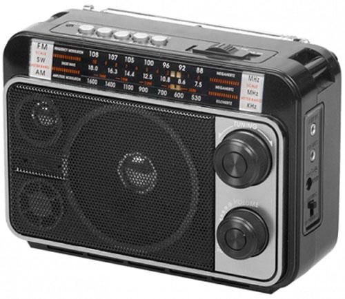 Ritmix RPR-171, Black радиоприемник