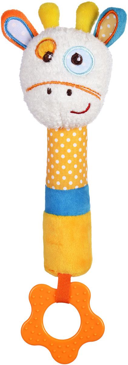 где купить Жирафики Пищалка с прорезывателем Жирафик Дэнни по лучшей цене