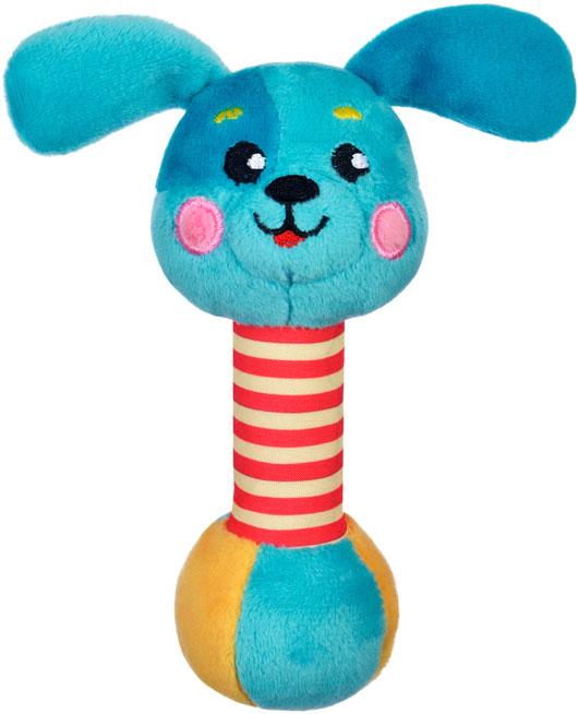 Жирафики Погремушка Щенок со звуком погремушка щенок