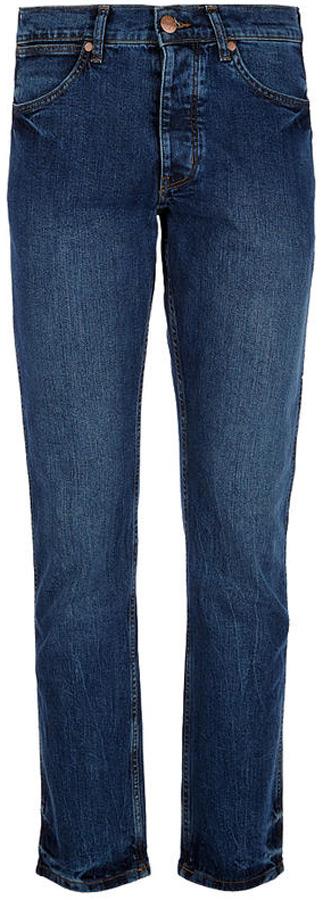 Джинсы мужские Wrangler Spencer, цвет: синий. W16AXG10U. Размер 34-34 (50-34) джинсы мужские rice cow a01a101