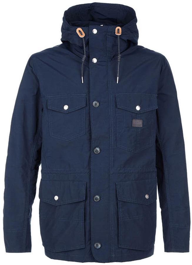 Купить Куртка мужская Lee, цвет: синий. L86KAPEE. Размер XL (52)