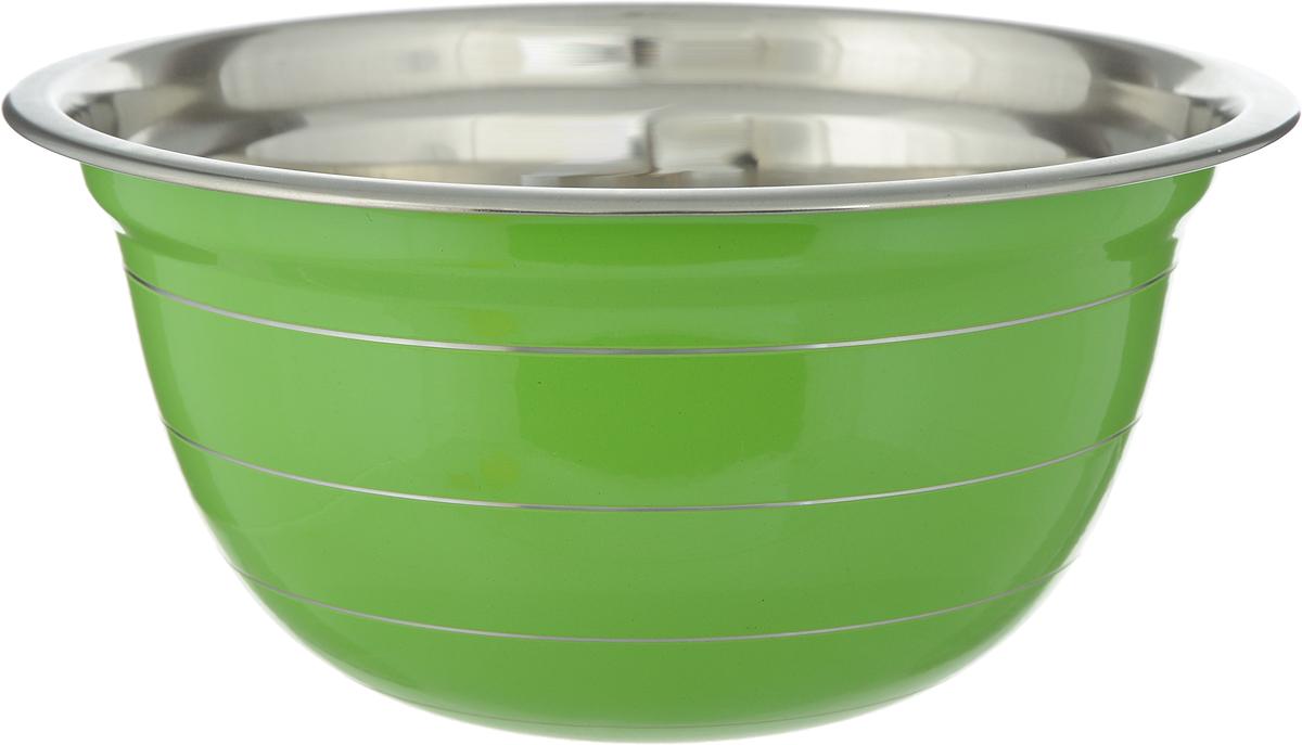 Миска Mayer & Boch, салатовый, диаметр 20 см30215_салатовыйМиска Mayer & Boch, салатовый, диаметр 20 см