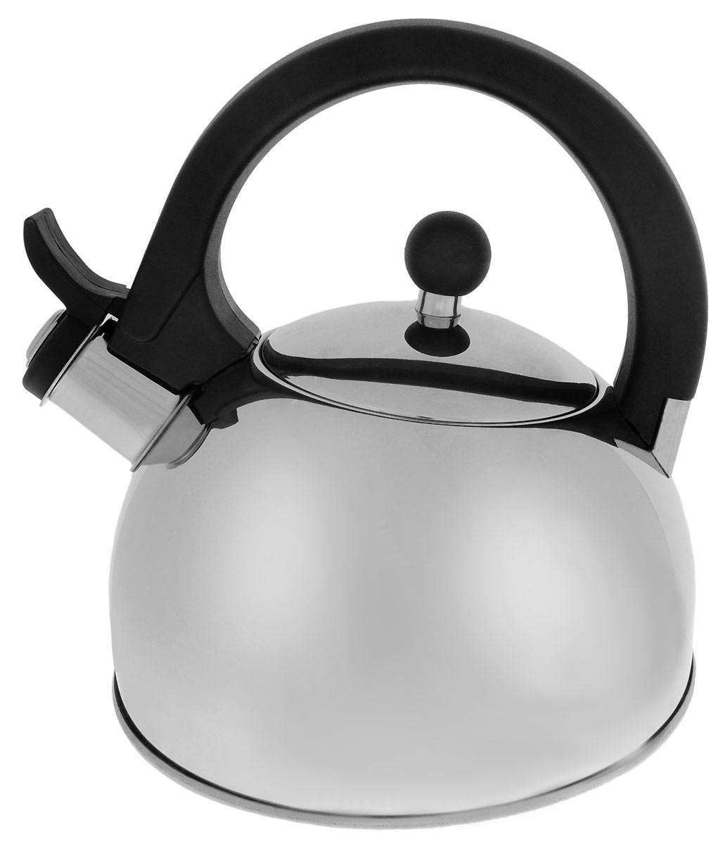Чайник Perfecta, со свистком, 1,25 л. 675512