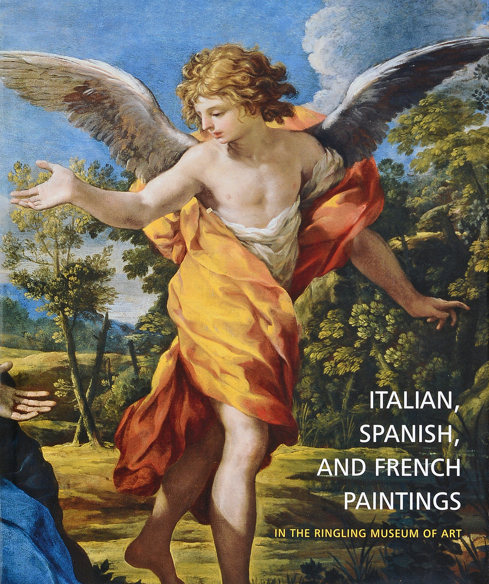 Italian, Spanish, and French Paintings in the Ringling Museum of Art free shipping old first of the same name paintings chinese edition book for adult