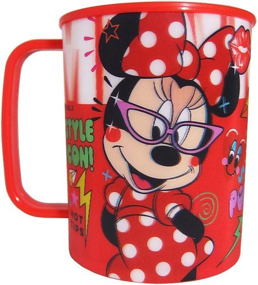 Disney Кружка детская Минни 325 мл disney гирлянда детская на ленте тачки с днем рождения