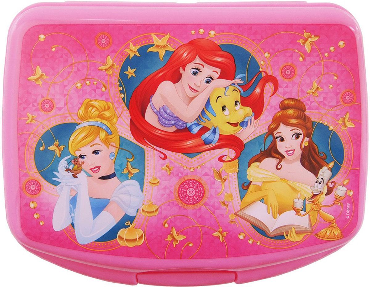 Disney Бутербродница детская Принцессы 165 х 13 смDPLB-1
