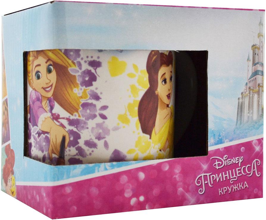 Disney Кружка детская Принцессы 240 мл в подарочной упаковкеDPM240-1gb