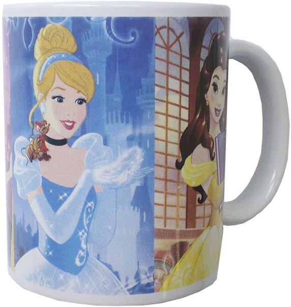 Disney Кружка детская Следуй за мечтой Принцесса! 350 млDPM350-1