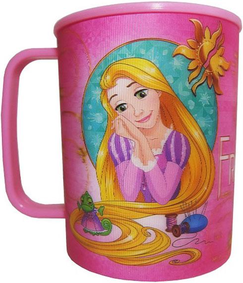 """Детская кружка Disney """"Принцессы"""" станет отличным подарком для вашего ребенка.  Такой подарок станет не только приятным, но и практичным сувениром: кружка будет незаменимым атрибутом чаепития, а оригинальное оформление кружки добавит ярких эмоций и хорошего настроения."""