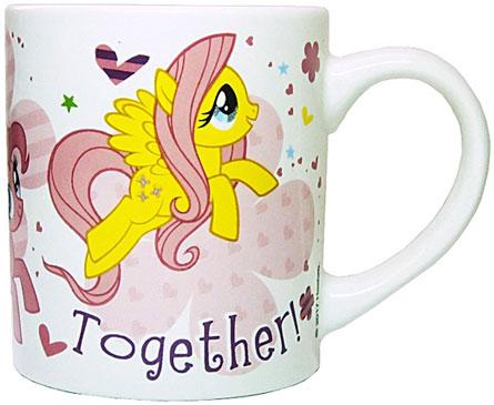 Hasbro Кружка детская My Little Pony 240 млMLPM240-1Высокое качество и яркий дизайн детской кружки Hasbro My Little Pony оценят и дети и взрослые.