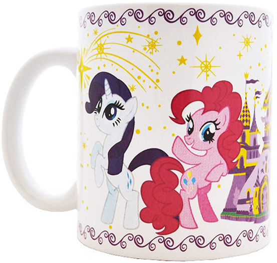 Hasbro Кружка детская My Little Pony 350 мл