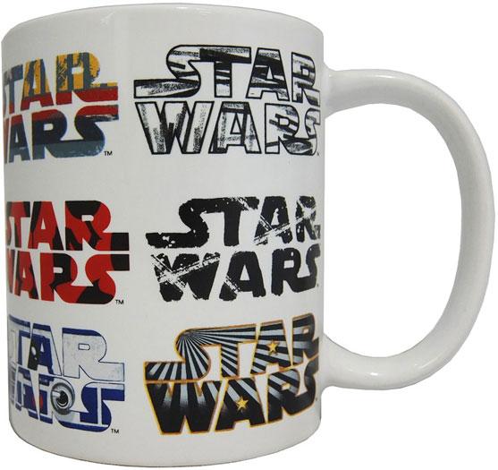 """Кружка детская StarWars """"Последние Джедаи Лого"""" станет отличным подарком для любого фаната знаменитой саги."""