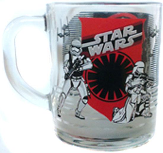 StarWars Кружка детская Звёздные Войны Пробуждение силы 250 мл starwars тарелка детская звёздные войны дарт вейдер диаметр 19 5 см