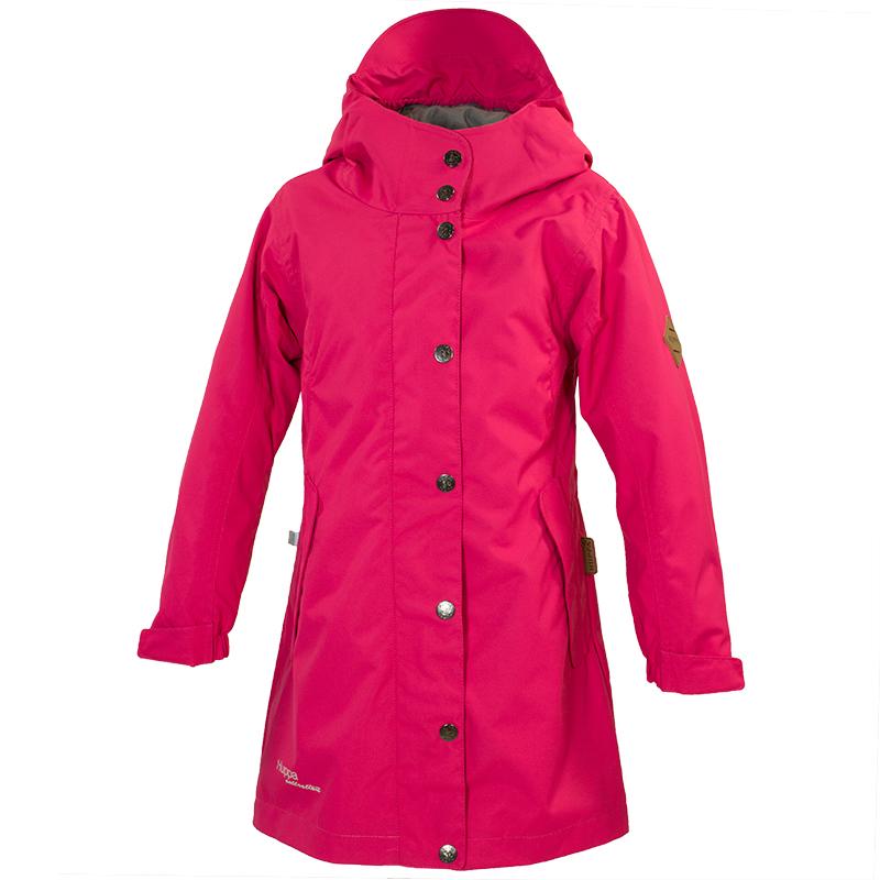 Куртка для девочки Huppa Janelle, цвет: фуксия. 18020000-00063. Размер 152 куртка для девочки huppa janelle цвет темно синий 18020010 00086 размер 158