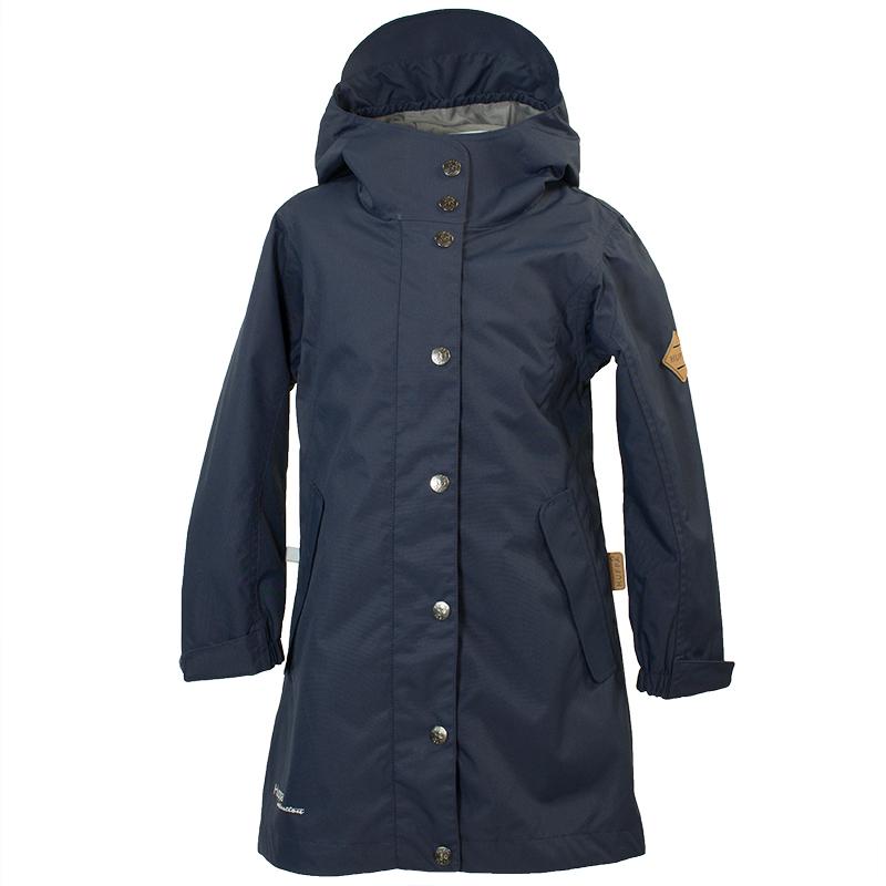 Куртка для девочки Huppa Janelle, цвет: темно-синий. 18020010-00086. Размер 158 одежда для мужчин