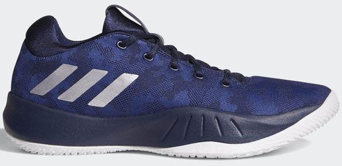 Кроссовки для баскетбола мужские Adidas Nxt Lvl Spd Vi, цвет: синий. CQ0553. Размер 11 (44,5)CQ0553Баскетбольные кроссовки Nxt Lvl Spd Vi от Adidas выполнены из прочных и дышащих синтетических материалов. Шнуровка надежно фиксирует обувь на ноге. Мягкая промежуточная подошва cloudfoam обеспечивает отличную амортизацию и поглощает ударную нагрузку при каждом приземлении.