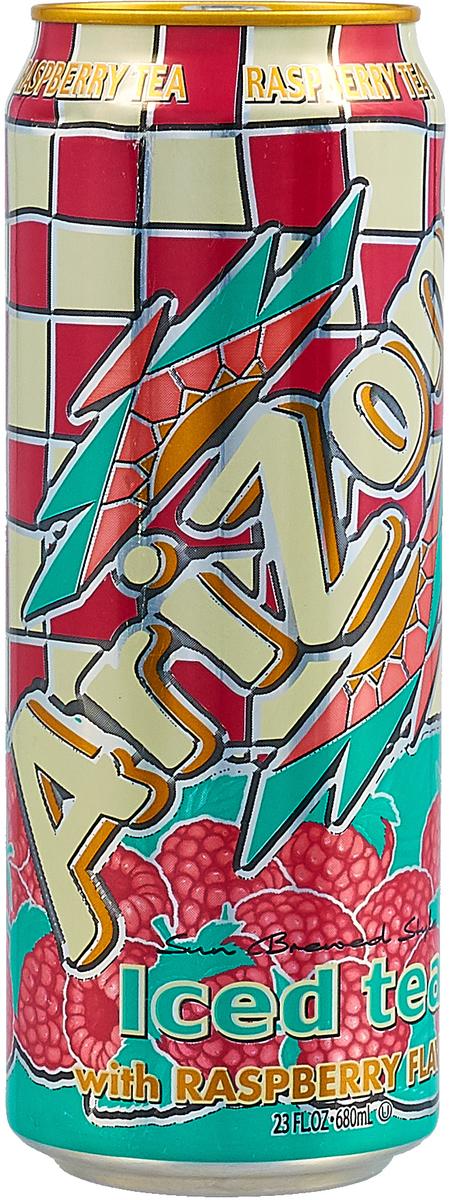 AriZona Raspberry чай холодный, 680 мл613008723408Холодный чай со вкусом малины
