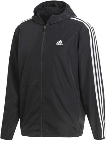 Купить Костюм спортивный мужской Adidas Mts Wv Pride, цвет: черный, белый. CF1611. Размер 7 (52)