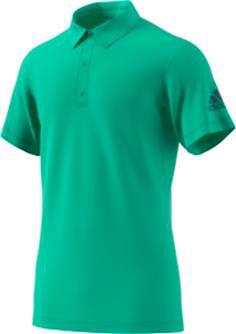 Поло мужское Adidas Climachill Polo, цвет: зеленый. CE1445. Размер S (44/46)CE1445