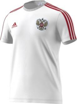 Футболка мужская Adidas Rfu 3s Tee, цвет: белый. CD5276. Размер L (52/54) рюкзак adidas fi better dm7174