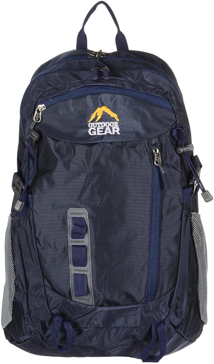 Рюкзак городской Outdoor Gear, цвет: синий. 2211 ostin рюкзак с двумя карманами