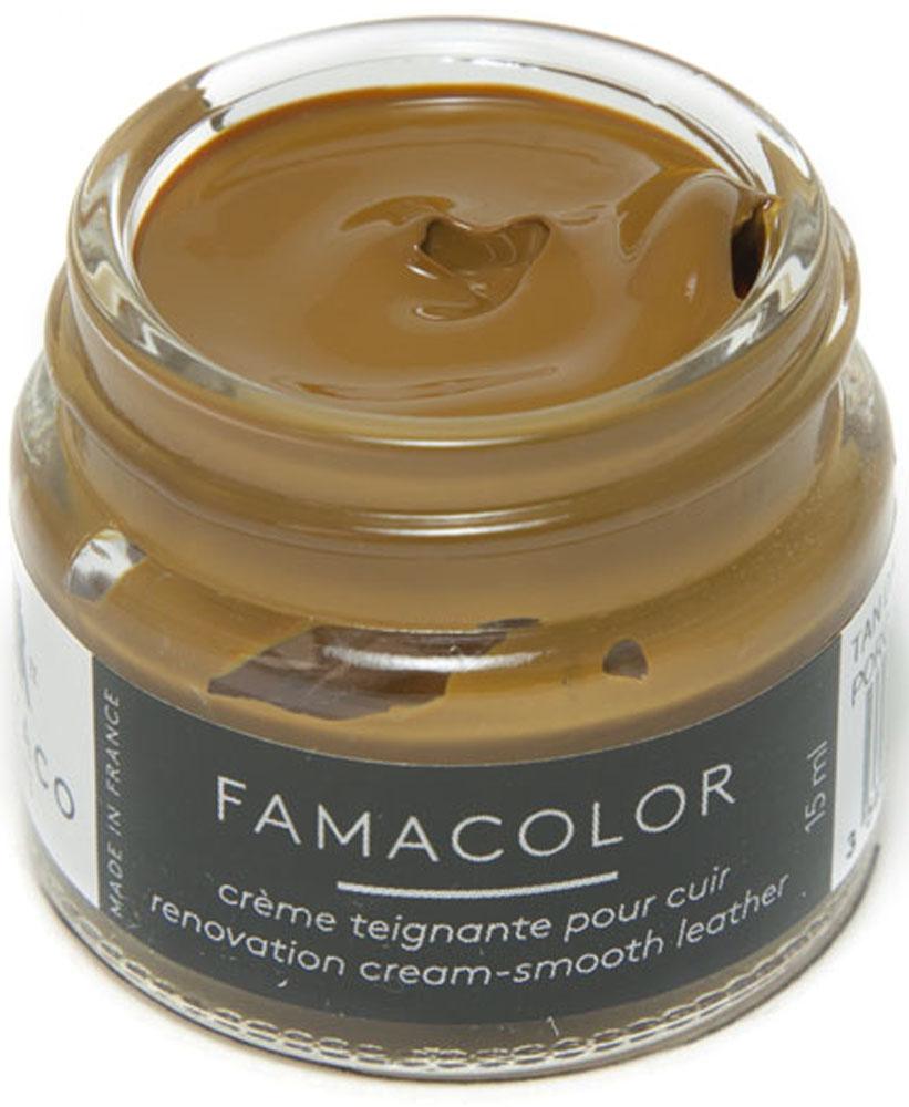 Жидкая кожа Famaco, цвет: коричневый (331), 15 мл2166Жидкая кожа Famaco - субстанция, которая заделывает повреждения кожаного покрытия. Она обладает очень высокой клеящей способностью, легко проникает в поверхность. После высыхания образуется единое цельное покрытие с исходным материалом, так ему возвращается прежний вид. Если речь идет о реставрации натурального покрытия, то расслоение с поверхностью полностью исключается. На кожзаменитель, дерматин и другие искусственные покрытия эта гарантия не распространяется. Жидкая кожа способна удалить даже самые глубокие порезы и трещины с поверхности. Идеально проникает в кожу, так как имеет похожие с ней характеристики. После окончательного высыхания она становится единым целым с отреставрированной поверхностью.