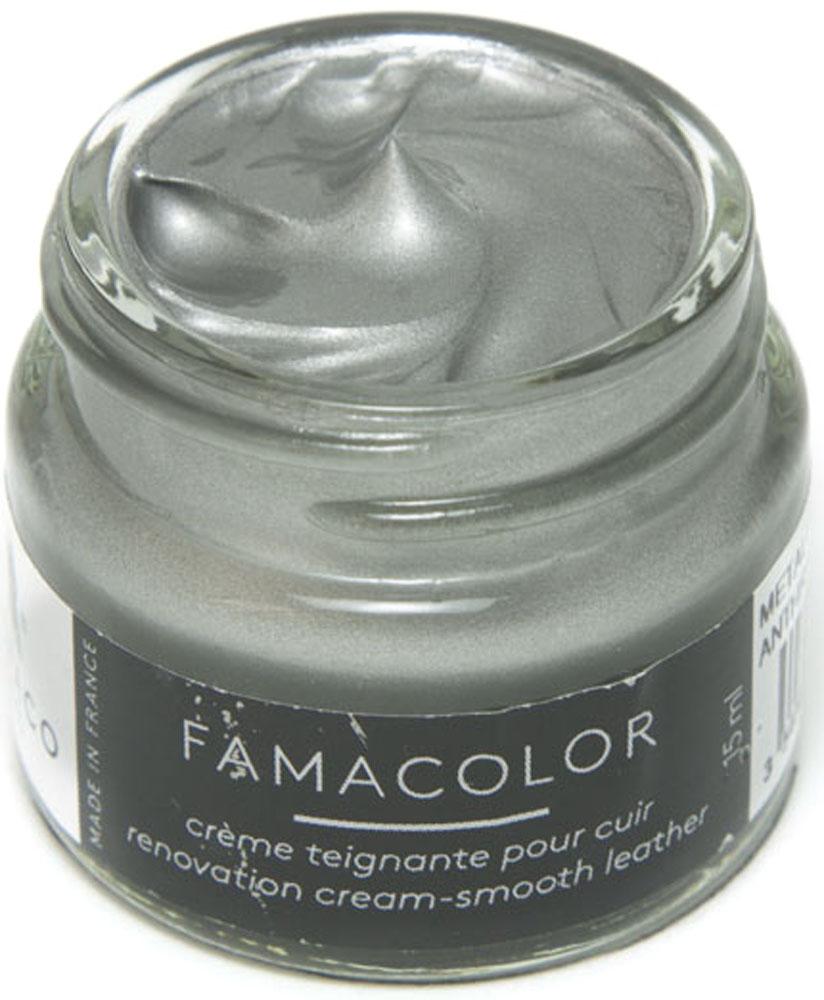 Жидкая кожа Famaco, цвет: металлический (401), 15 мл2180Жидкая кожа Famaco - субстанция, которая заделывает повреждения кожаного покрытия. Она обладает очень высокой клеящей способностью, легко проникает в поверхность. После высыхания образуется единое цельное покрытие с исходным материалом, так ему возвращается прежний вид. Если речь идет о реставрации натурального покрытия, то расслоение с поверхностью полностью исключается. На кожзаменитель, дерматин и другие искусственные покрытия эта гарантия не распространяется. Жидкая кожа способна удалить даже самые глубокие порезы и трещины с поверхности. Идеально проникает в кожу, так как имеет похожие с ней характеристики. После окончательного высыхания она становится единым целым с отреставрированной поверхностью.