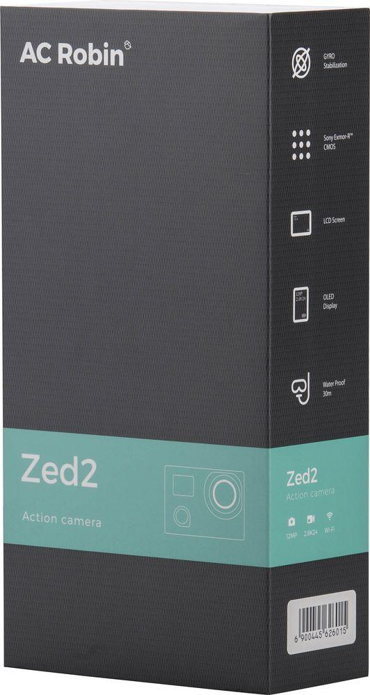 AC-Robin ZED2, Blackэкшн-камера AC-Robin