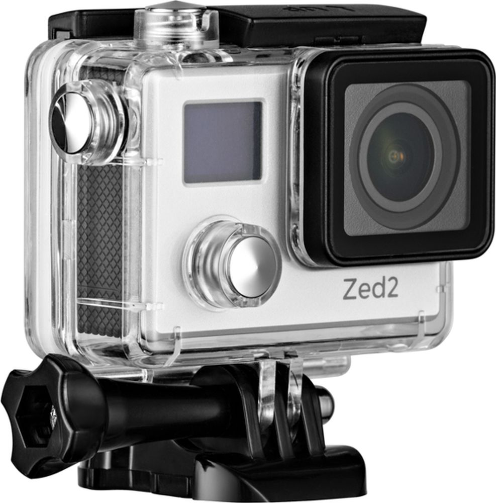 AC-Robin ZED2, Silver экшн-камера