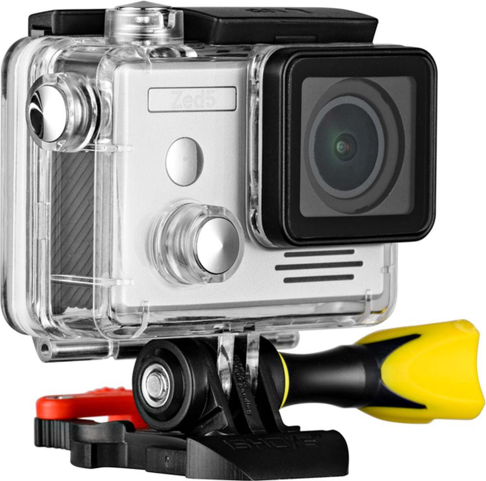 AC-Robin ZED5, Silver экшн-камера экшн камера ac robin zed 1 black