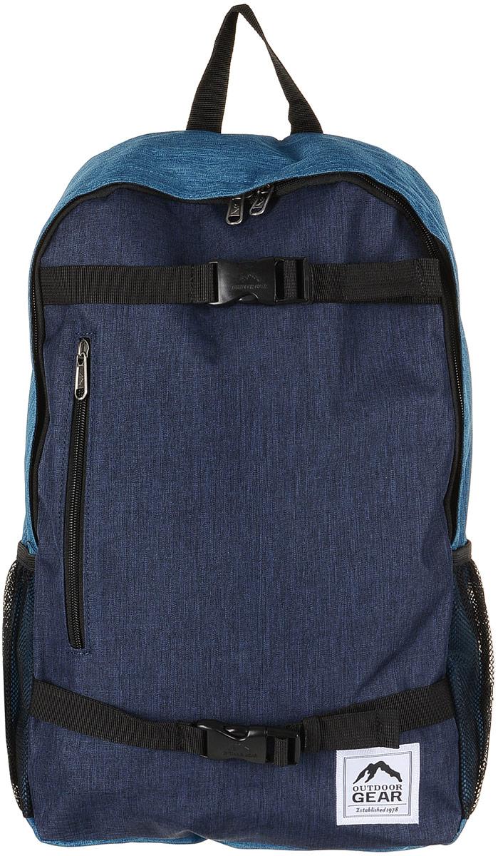 Рюкзак городской Outdoor Gear, цвет: синий, голубой. 8127 рюкзак conway kangwei 2011 621042
