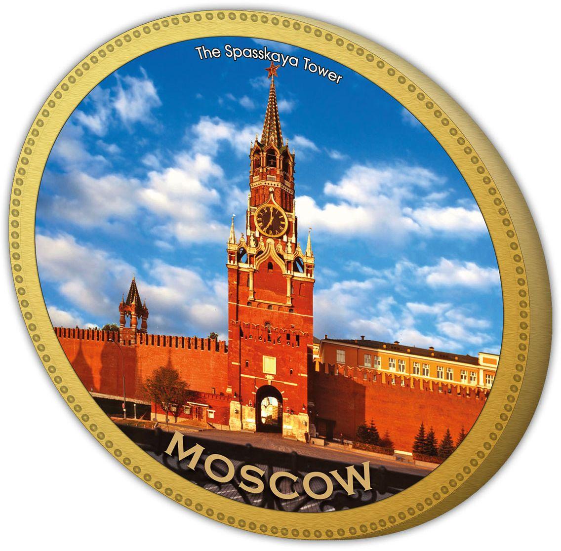 Дилан+ Шоколадная медаль Москва в ассортименте, 65 г Дилан+