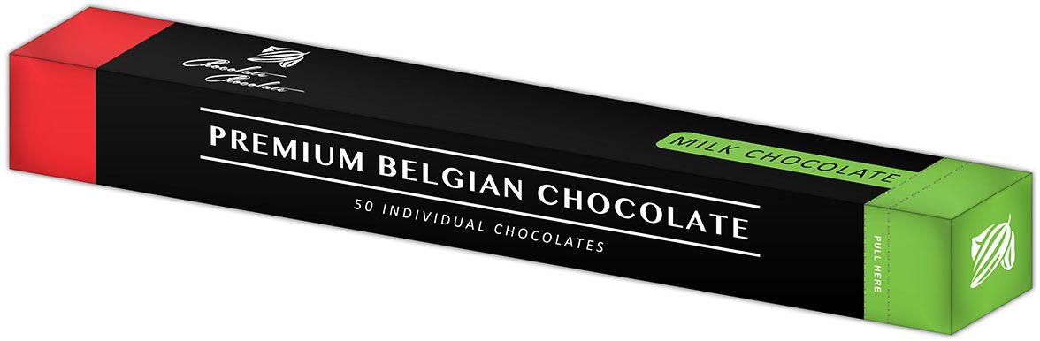 Дилан+ Шоколадный набор Пенал - Молочный, 50 шт по 5 г chokocat любимой дочке молочный шоколад 60 г