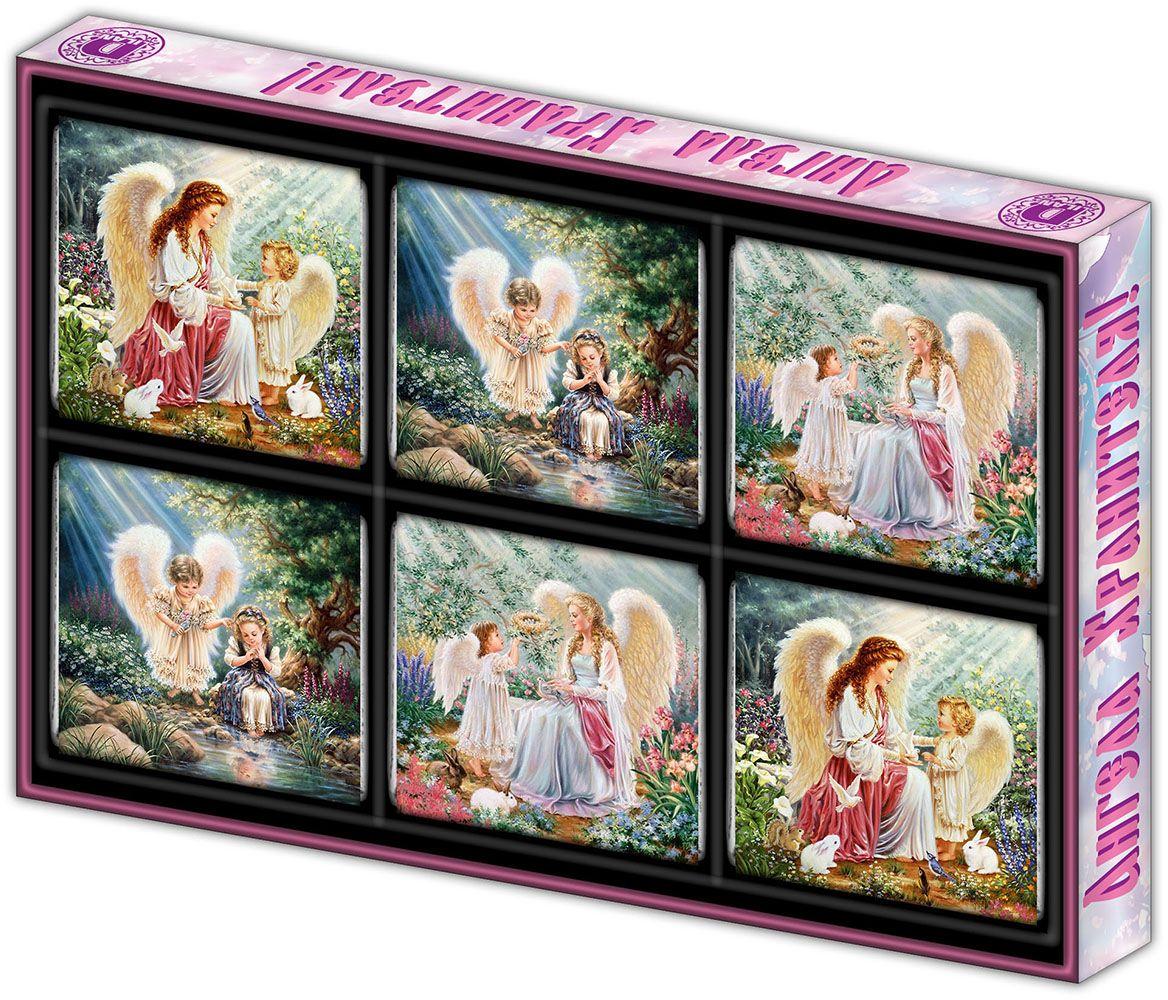 Дилан+ Шоколадный набор Ангела Хранителя, 6 шт по 10 г дилан шоколадный набор ангела хранителя розовый 6 шт по 5 г