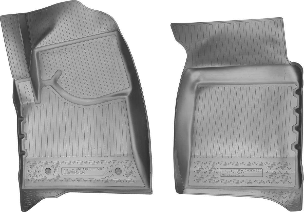 """Ковры автомобильные """"NorPlast"""", в салон, для UAZ Patriot, 2014-. NPA10-C93-504"""