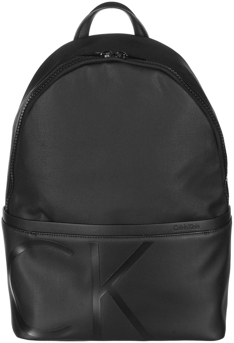 Рюкзак мужской Calvin Klein Jeans, цвет: черный. K50K503690/001K50K503690/001